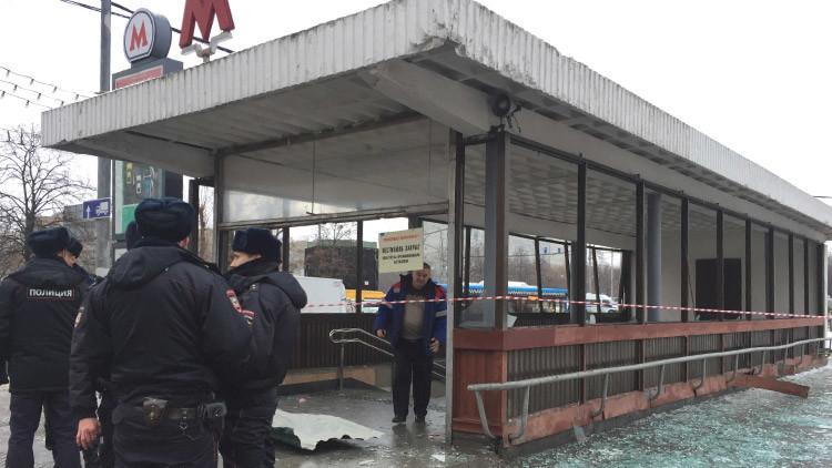 VIDEO: Filman el momento exacto de la explosión en Moscú