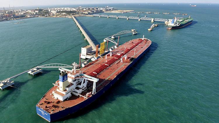 Arabia Saudita es la nueva mayor proveedora de petróleo de China