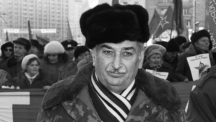 Muere un nieto de Iósif Stalin en Moscú