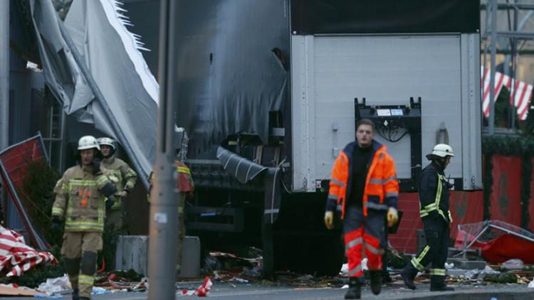 Aparece la primera filmación del sospechoso del ataque de Berlín (VIDEO)