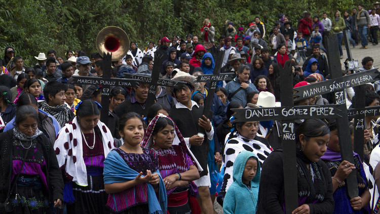 Acteal: ¿cómo fue 'el Ayotzinapa' de hace 19 años que sigue impune?