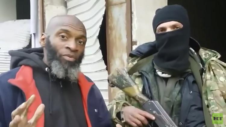 Washington no puede explicar la relación de periodista occidental con un terrorista suicida en Siria