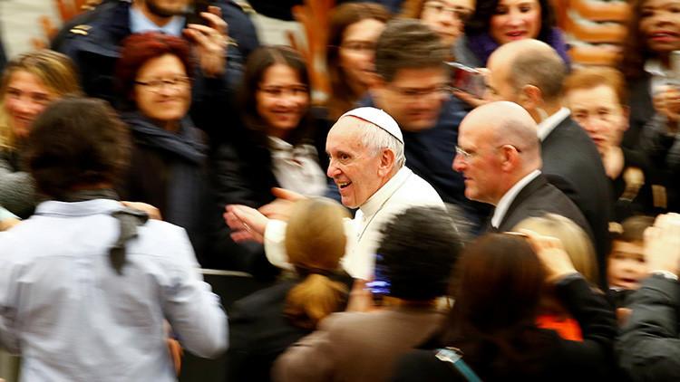 """Para el papa Francisco la resistencia a las reformas en la Iglesia está """"inspirada por el demonio"""""""