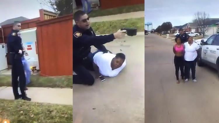 Video: Policía de EE.UU. detiene a mujeres afroamericanas que pidieron ayuda