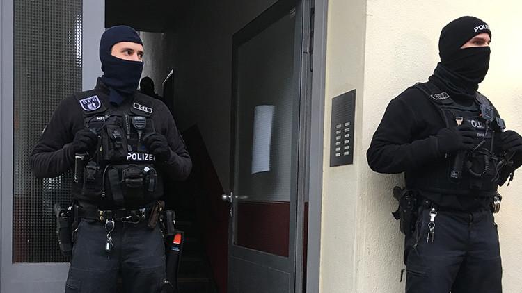Dos detenidos en Alemania, sospechosos de preparar un atentado en el mayor centro comercial del país