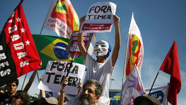 Sin salida: la crisis política y económica deja sin opciones al Gobierno de Brasil