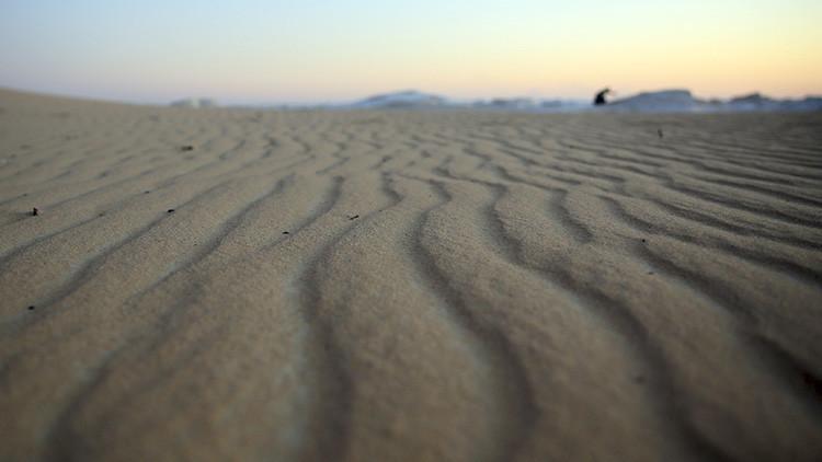 'Milagros de la naturaleza': la NASA muestra la nevada que cubrió parte del Sáhara (FOTO)