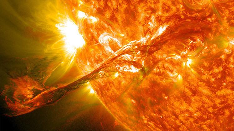¿Navidad cancelada? Una tormenta solar amenaza con 'apagar' la Tierra