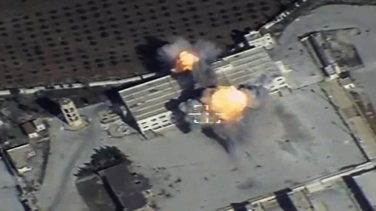 """Putin: """"La liberación de Alepo es un paso fundamental para estabilizar Siria"""""""