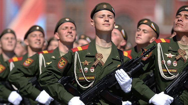 Putin explica por qué Rusia es más fuerte que cualquier agresor