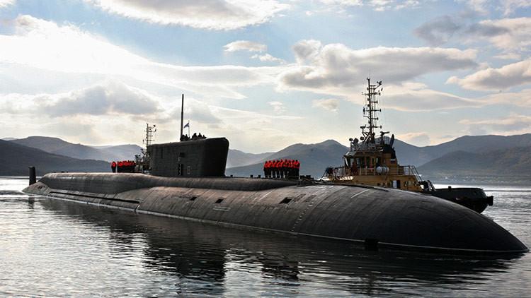La Armada rusa anuncia la construcción del último submarino Boréi