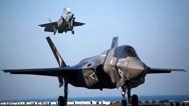 """El proyecto de aviones F-35, amenazado por el """"tremendo coste"""" que supone según Trump"""