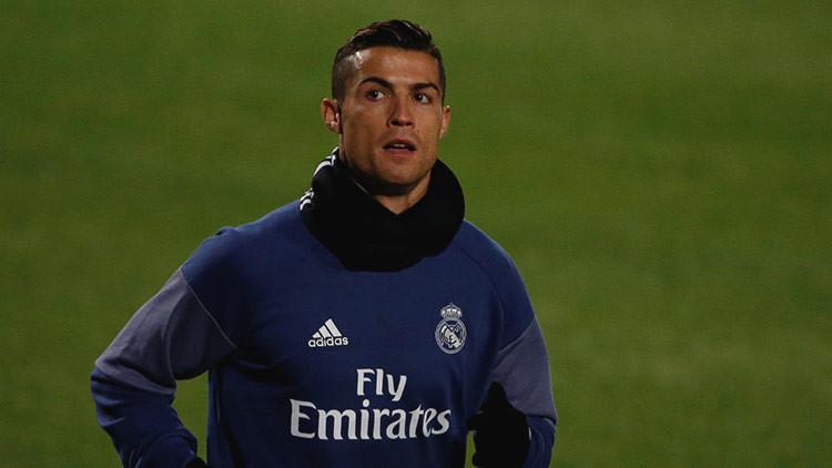 Ronaldo manda un mensaje de vídeo solidario a los niños sirios