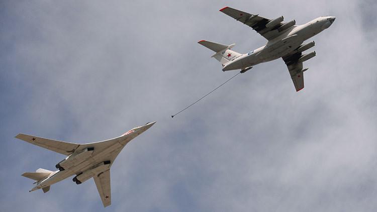 Así es la aviación estratégica: los militares rusos publican un espectacular video