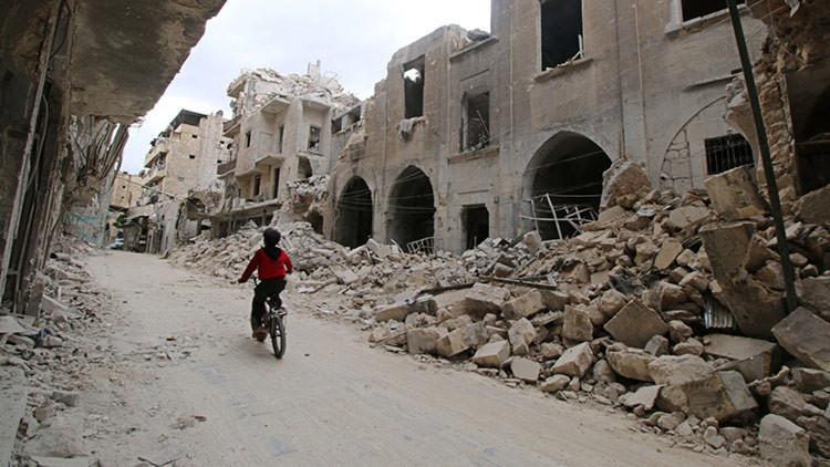Kremlin: La liberación de Alepo crea las condiciones para que cesen las hostilidades en toda Siria