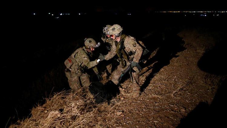 EE.UU. manda a otros 5.000 soldados a la primera línea de batalla en Mosul