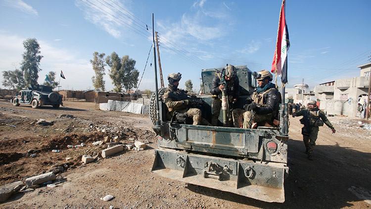 EE.UU. no puede reconquistar Mosul: ahora, ¿quién los va a salvar?