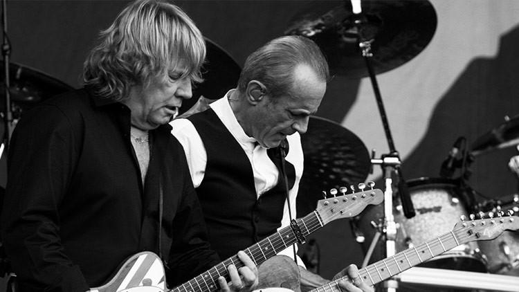 Fallece a los 68 años Rick Parfitt, guitarrista del grupo Status Quo