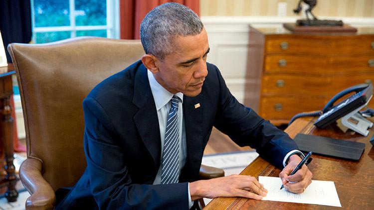 Sin derecho a juicio: Obama amplía sus atribuciones para poder perseguir a cualquier extranjero