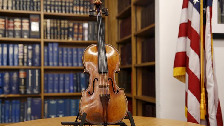 Revelado el secreto del sonido celestial de los violines Stradivarius