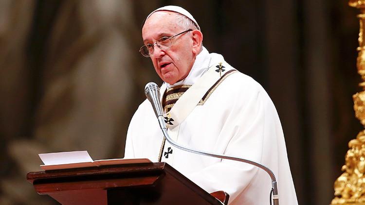 """Papa Francisco: La Navidad ha sido """"tomada como rehén"""" por el materialismo"""