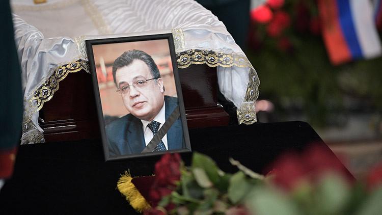 """Turquía: """"El asesinato del embajador ruso no fue el resultado de una iniciativa individual"""""""