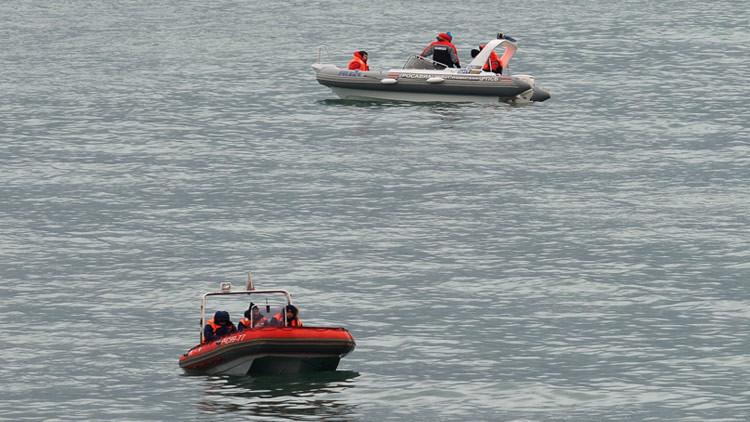 Tragedia del Tu-154 sobre el mar Negro
