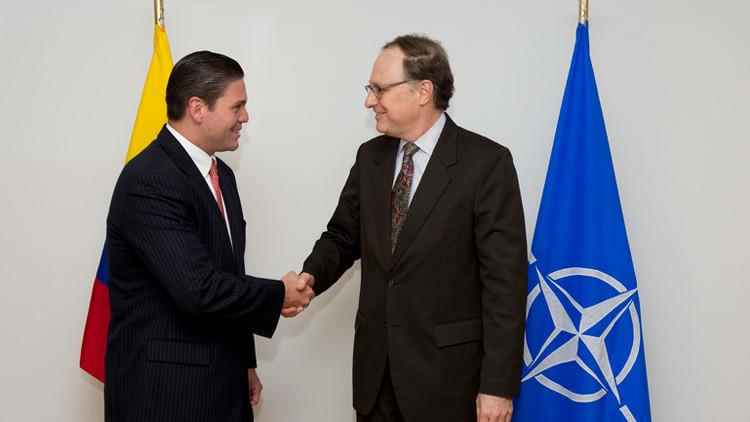¿Amenaza para la paz?  Las críticas de Venezuela al posible acuerdo entre Colombia y la OTAN