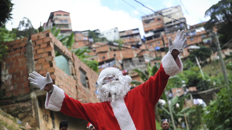 Las cinco cosas más singulares que hacen los venezolanos en las navidades
