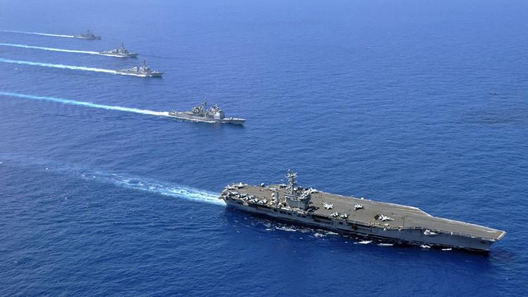 ¿Cómo se las arreglaría China para hundir un portaaviones de EE.UU.? Francia tiene la respuesta