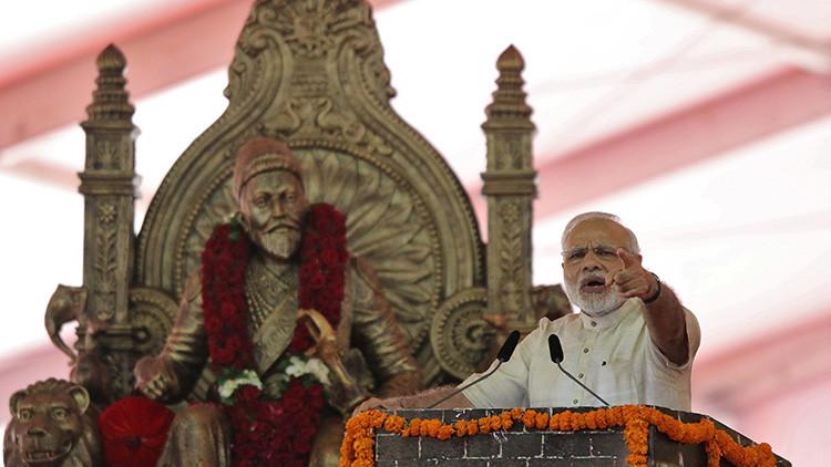 La India levantará la estatua más alta del mundo
