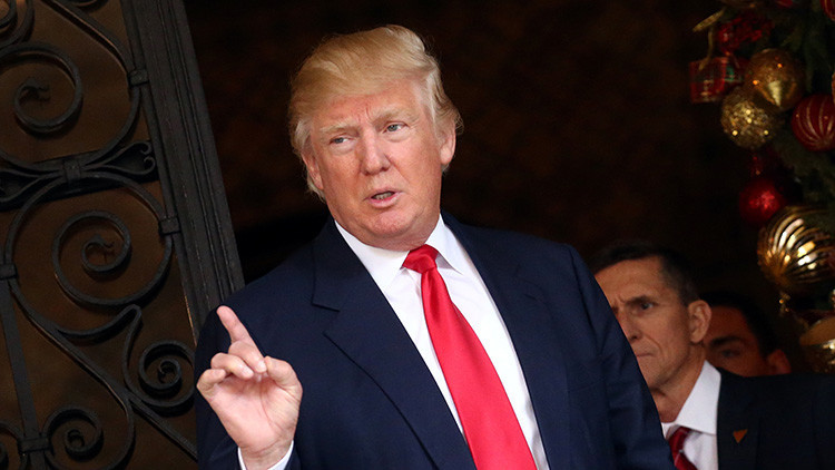 """Trump: La ONU es solo """"un club donde se lo pasan bien"""""""