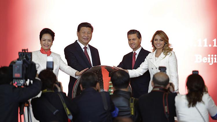 Unidos por el crudo: México estrecha lazos energéticos con China