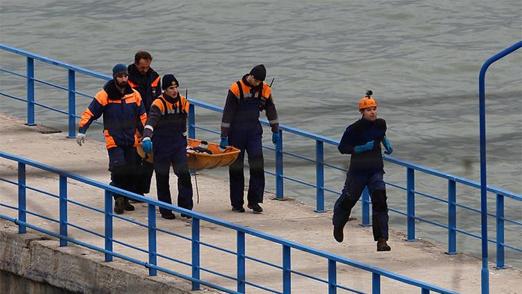 """""""¡Capitán, estamos cayendo!"""": Dan a conocer las últimas palabras de los pilotos del Tu-154"""