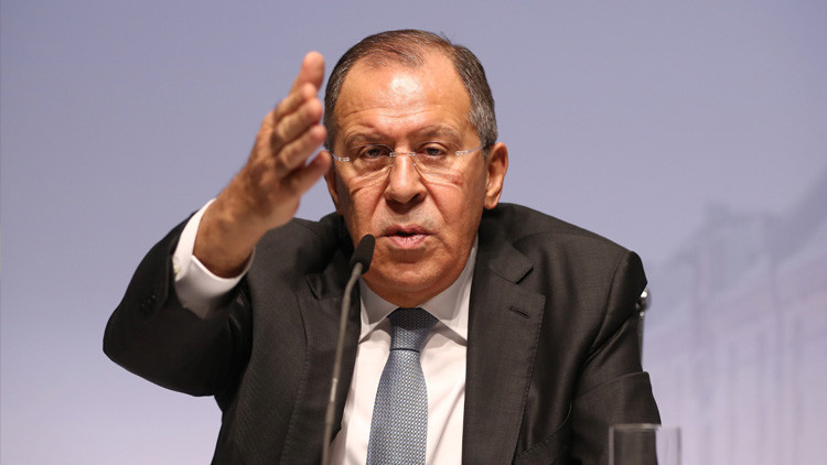 Lavrov: Es inaceptable que Obama trate de socavar aún más las relaciones con Rusia