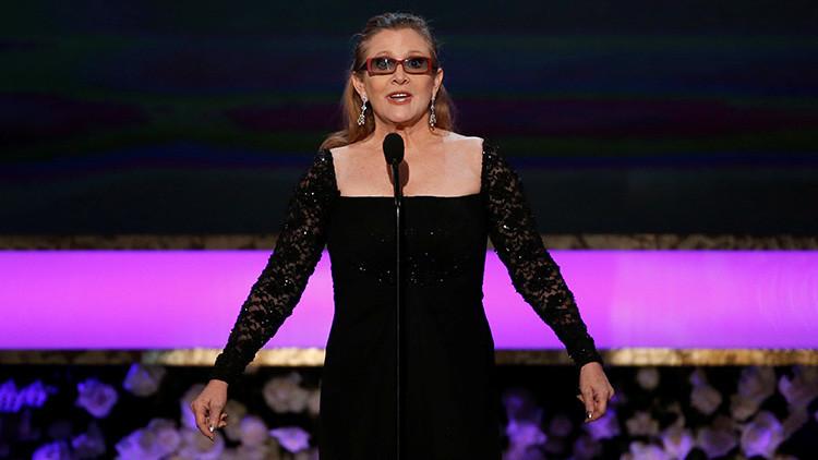 """""""No necesitaba La Fuerza"""": Conmovedor mensaje de Steven Spielberg tras la muerte de Carrie Fisher"""