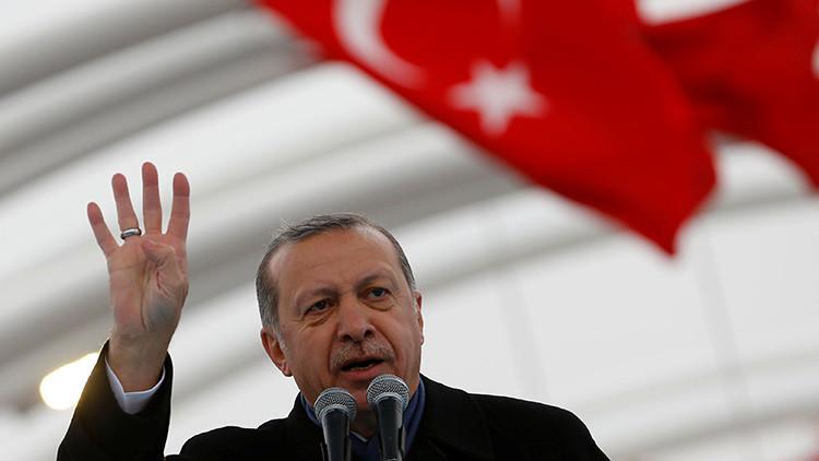 EE.UU. responde a las acusaciones de Erdogan sobre su supuesto apoyo a los terroristas en Siria