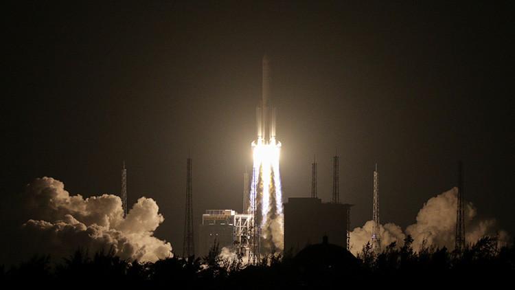 China apunta a la Luna y a Marte para convertirse en una potencia espacial