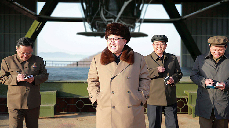 Listas para 2017: el próximo año Corea del Norte prevé concluir el desarrollo de sus armas nucleares