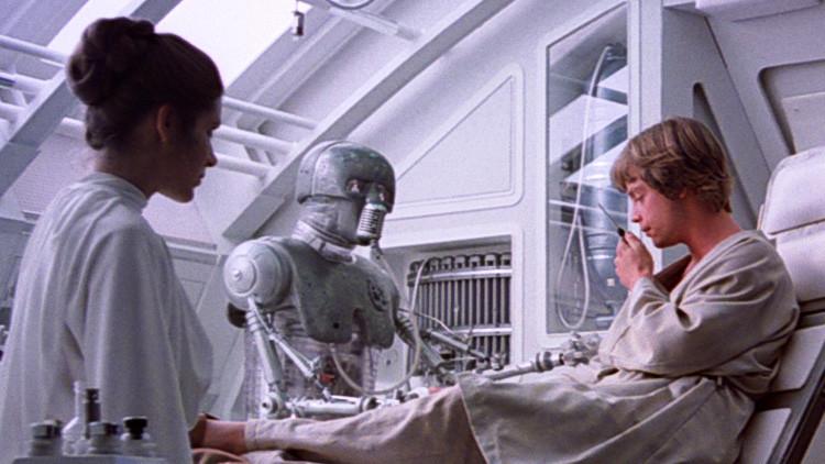 VIDEO: El Departamento de Defensa de EE.UU. crea un brazo robótico inspirado en el de Luke Skywalker