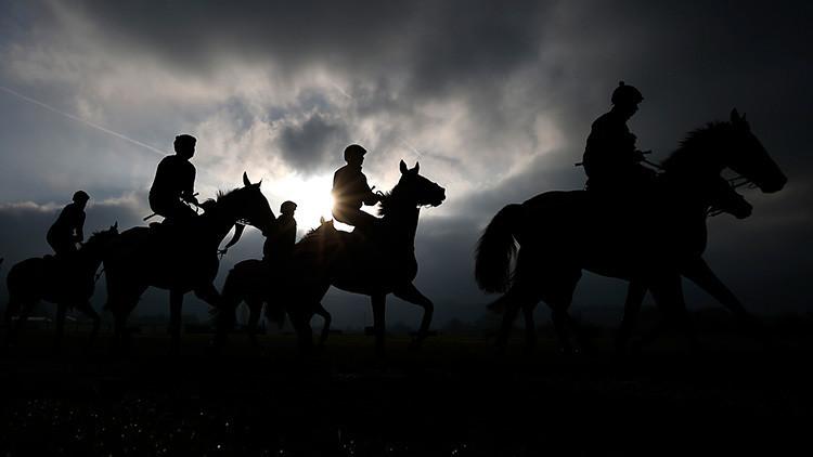 VIDEO: Momento en que un caballo arrolla y mata a un hombre en el cumpleaños de Rubí en México
