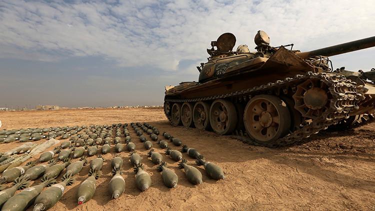 Irak: Los terroristas del Estado Islámico reciben apoyo económico de gobiernos extranjeros