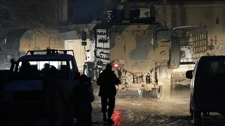 Zapadores rusos hallan en Alepo municiones fabricadas en EE.UU., Alemania y Bulgaria