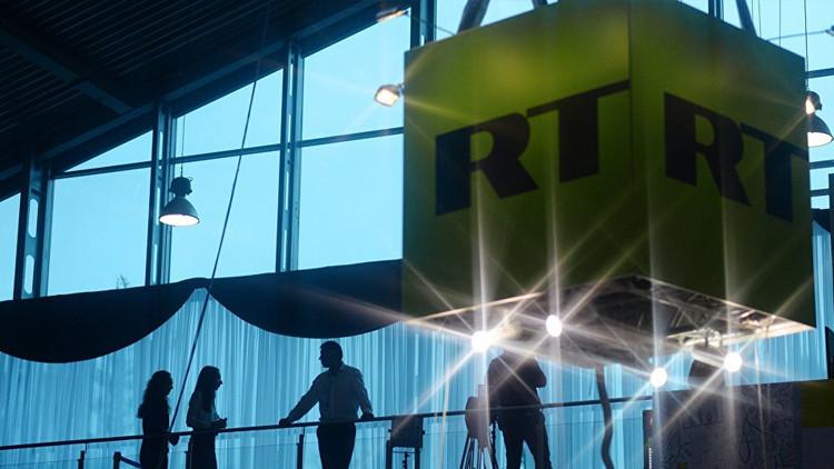 RT celebra sus primeros siete años de emisión en español