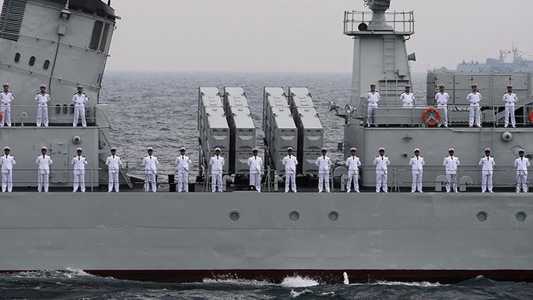 El nuevo buque de la Armada china desvela las verdaderas ambiciones navales de Pekín