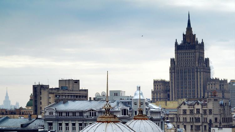 """Moscú: """"Si de verdad Washington da nuevos pasos hostiles, recibirá una respuesta"""""""