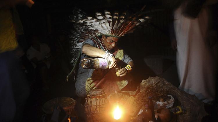 """Ayahuasca, la """"droga dura"""" de Suramérica que moviliza a millones de turistas"""