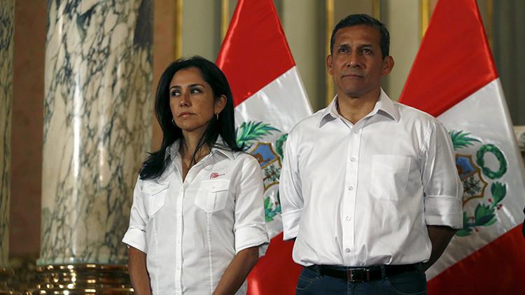 Interrogarán a Ollanta Humala por presunto lavado de activos