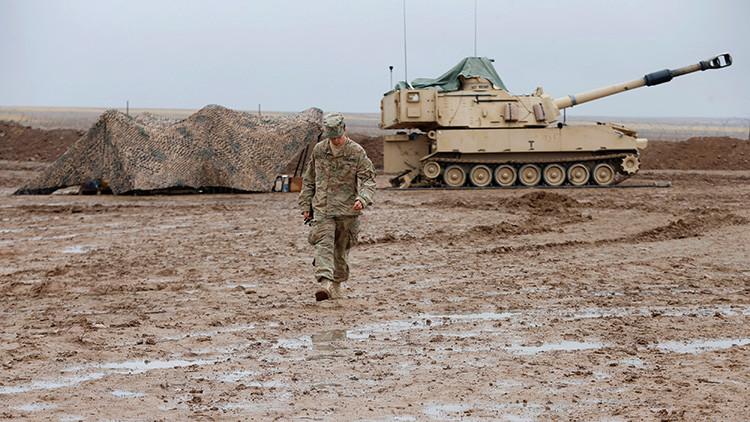 EE.UU. prepara sus tropas para reavivar la ofensiva contra el Estado Islámico en Mosul
