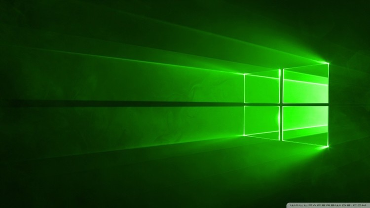 ¡No toque el monitor! Windows inaugura su pantalla verde de la muerte (Foto)